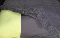 fleece cover 3