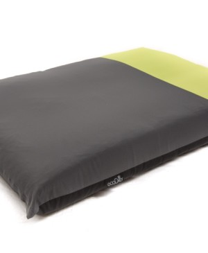 Queen Size with Green colour accent